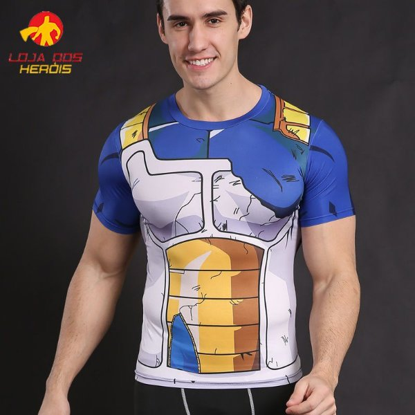 Vegeta Batalha - Dragon Ball Z