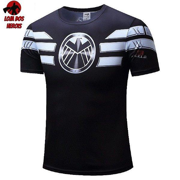 Agents Of shield Marvel - SlimFit