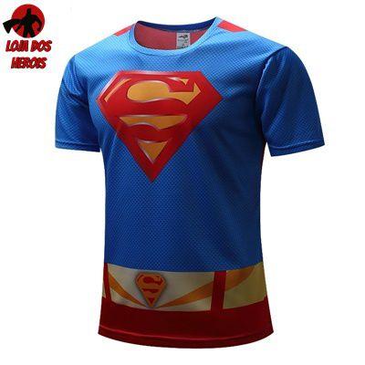 Superman Clássico - SlimFit