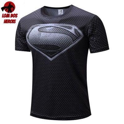 Superman Black - SlimFit