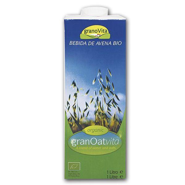 Bebida Vegetal de Aveia granoVitá 1L