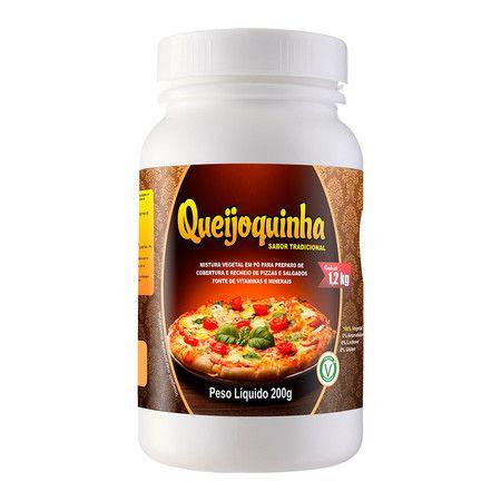 Queijoquinha Tradicional Mistura para Queijo Vegano 200g