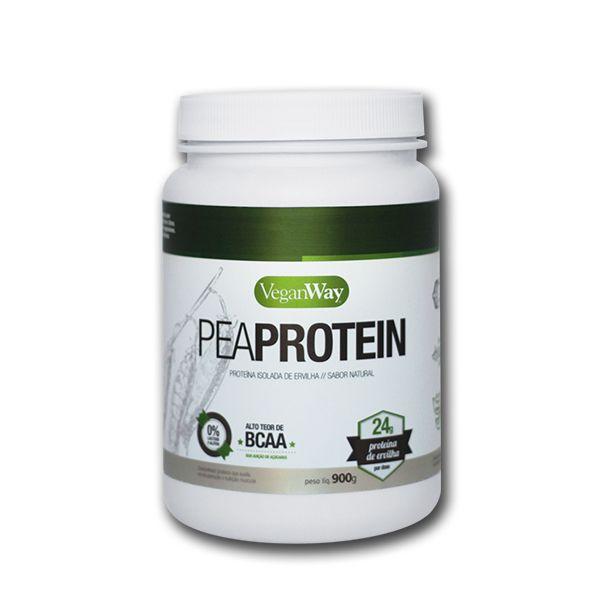 Pea Protein Sabor Natural VeganWay 900g