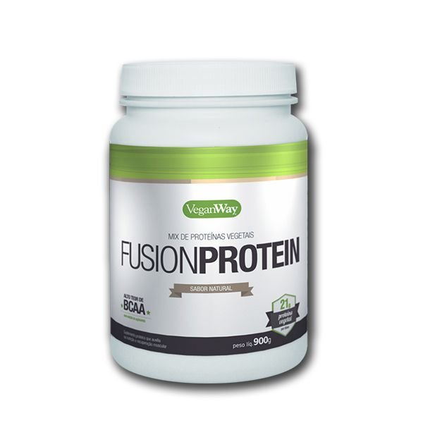 Fusion Protein Sabor Natural VeganWay 900g