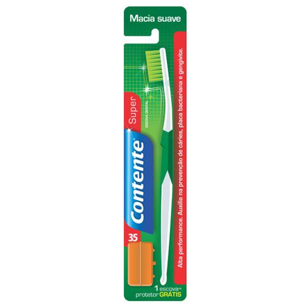 Escova Dental Contente Super