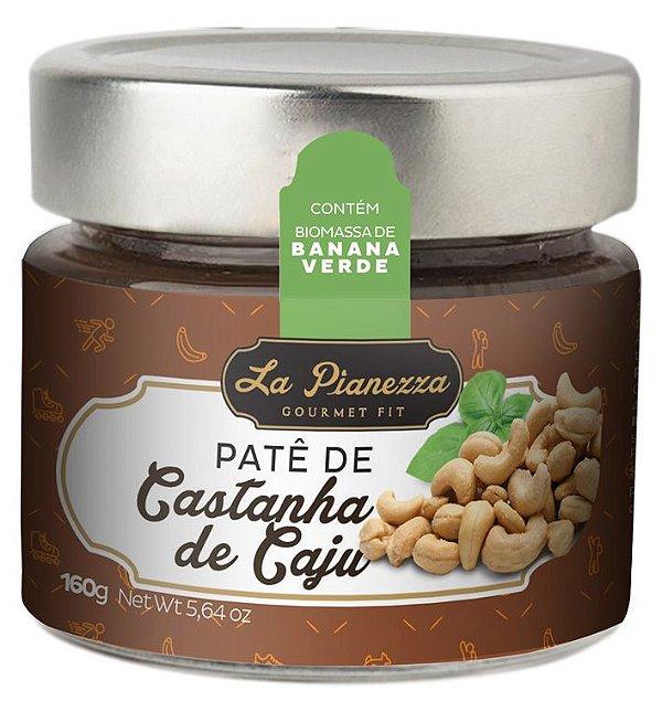 Patê de Castanha de Caju Gourmet La Pianezza 160g
