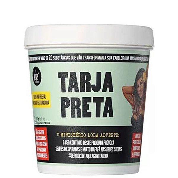 Tarja Preta Máscara Restauradora Lola Cosmetics 230g