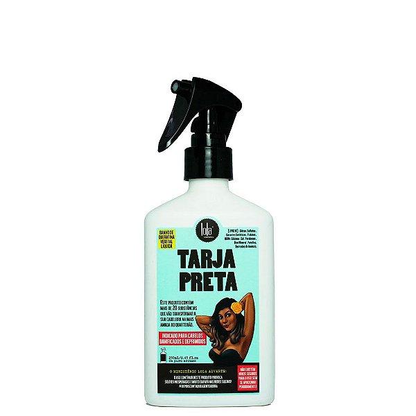 Spray de Queratina Vegetal Tarja Preta Lola Cosmetics 250ml