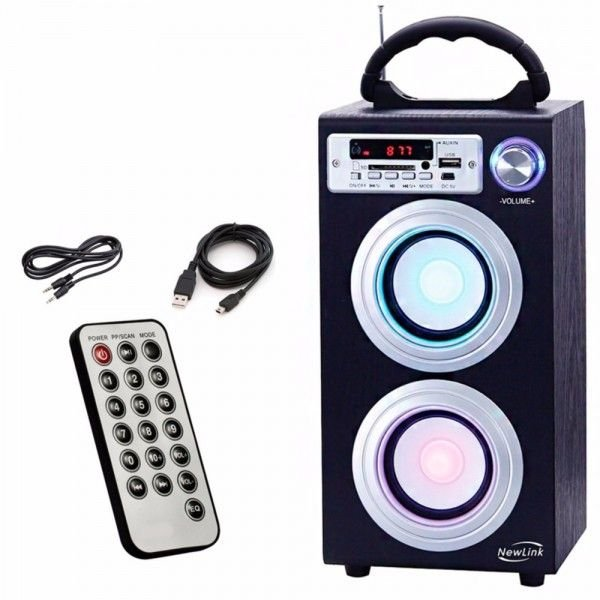 Caixa de Som Torre Bluetooth NewLink SP106NL