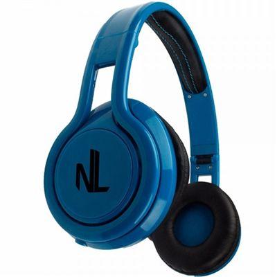 Headphone Dobrável NewLink Energy Azul HS111