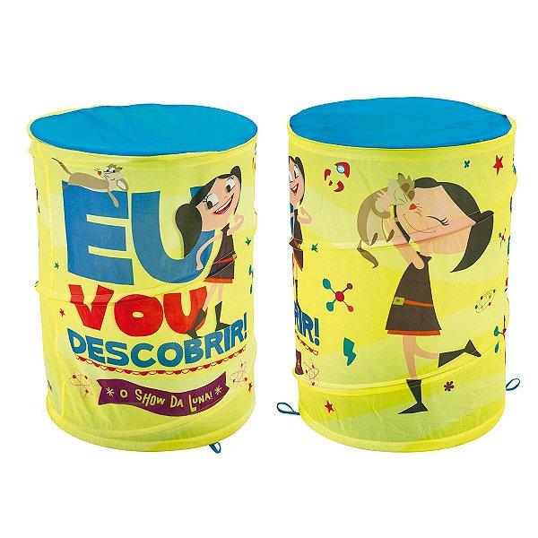 Porta Objetos Portátil O Show da Luna - Zippy Toys