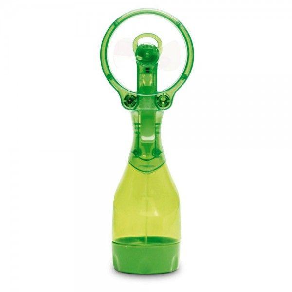 Ventilador E Nebulizador Plus De Água Verde O2 Cool Original Dtc