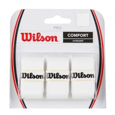 Overgrip Wilson Pro Branco