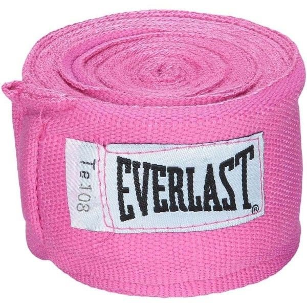 Bandagem Elástica Rosa/Pink 4455PNK - Everlast