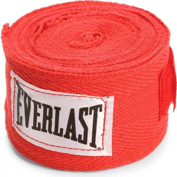 Bandagem Elástica Vermelha 2,75M- 4455RP - Everlast