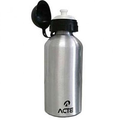 Squeeze em Alumínio Acte Sports 500ml Prata C4