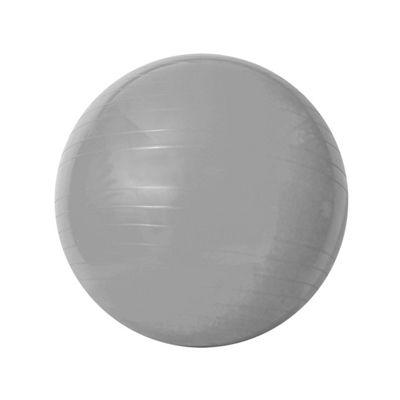 Bola Gym Ball Acte Sports Cinza de 75Cm com Bomba de Ar T9-75