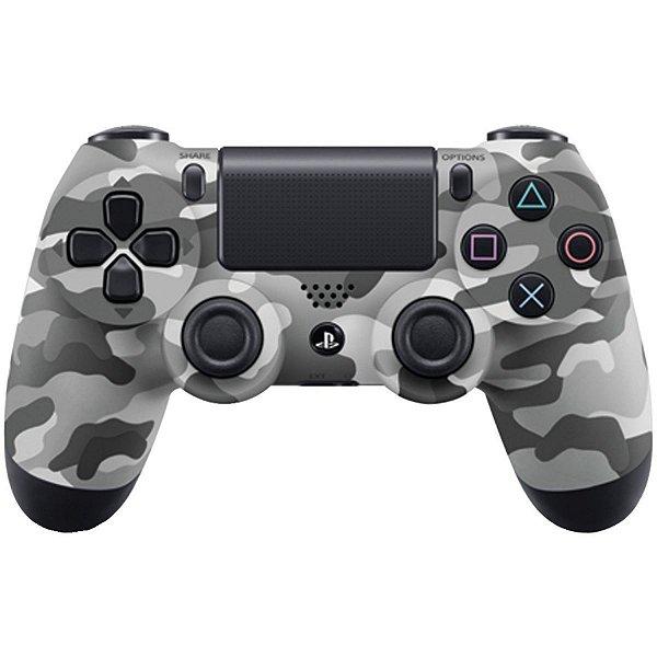 Controle sem Fio para Playstation 4 (PS4) camuflado - Sony