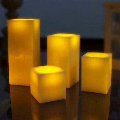 Vela Square Led RM-VL0015 - Relaxmedic