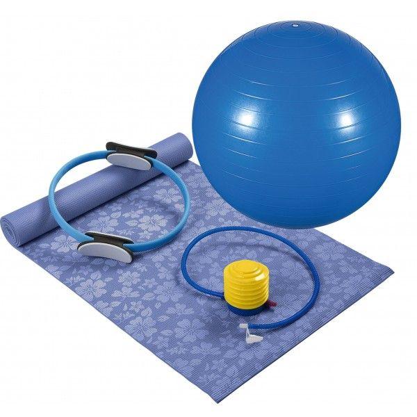 Kit para Pilates Azul - Mor