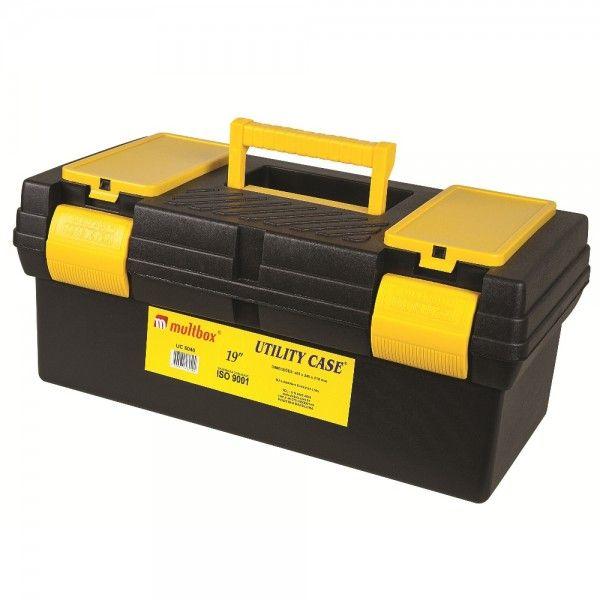 """Maleta Para Ferramenta Utility Case 19"""" - Multbox"""