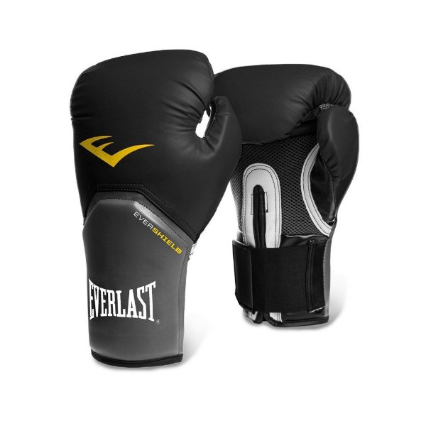 Luva de Boxe Pro Style Elite Training 12oz Preta - Everlast