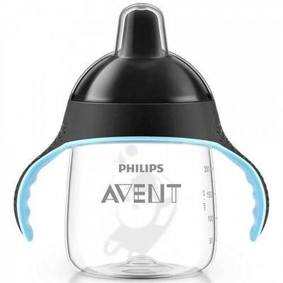 Copo Treinamento Pinguim 260 Ml - Preto - Philips Avent-SCF753/03