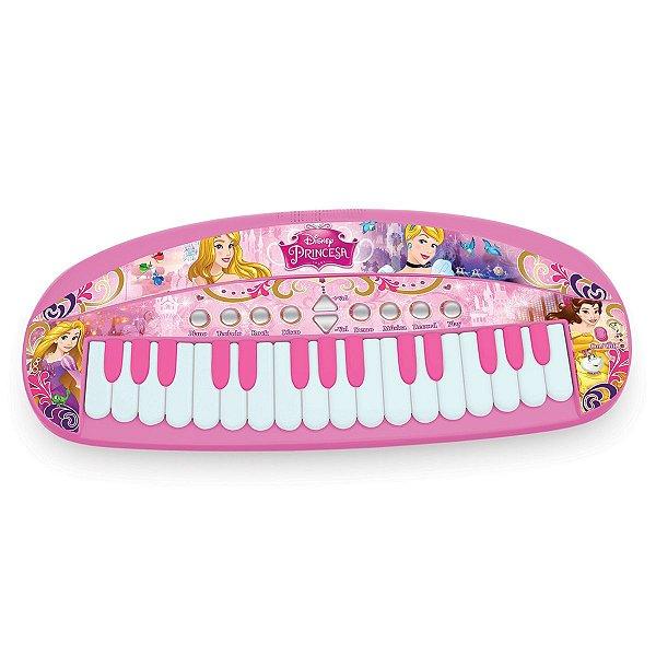 Teclado Musical Infantil Princesas - Toyng