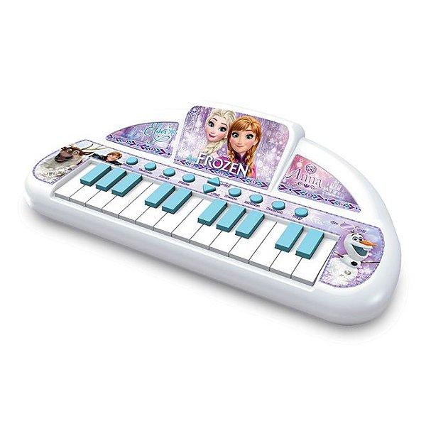 Teclado Musical Frozen - Toyng