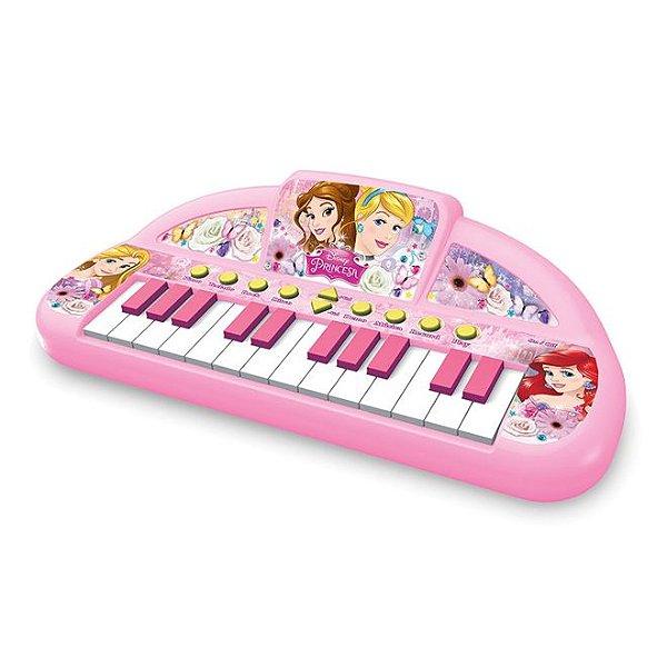 Teclado Musical Princesas - Toyng