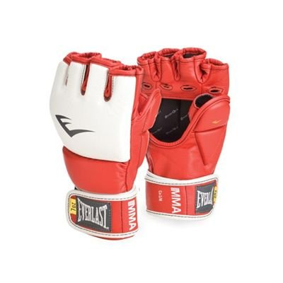 Luva MMA Training Vermelha G/GG - Everlast