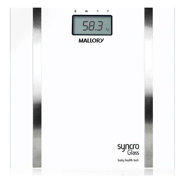 Balança Syncro Glass Branca - Mallory