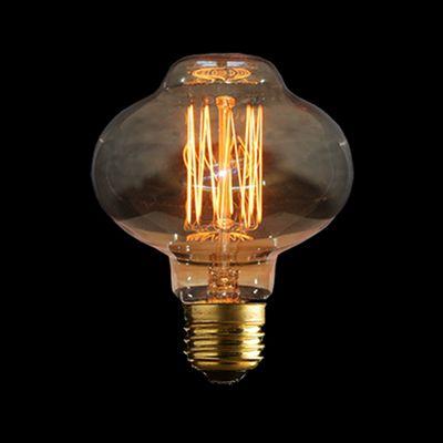 Lâmpada de Filamento de Carbono 40W BR85 127V - Starlux