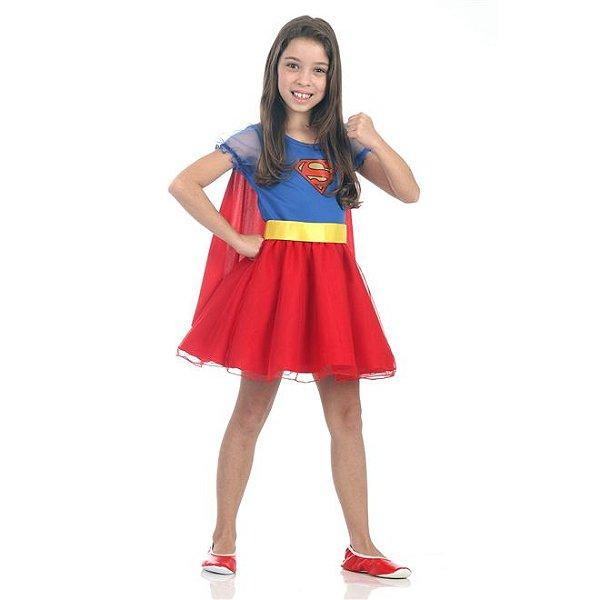 Fantasia Super Mulher Princesa - Sulamericana