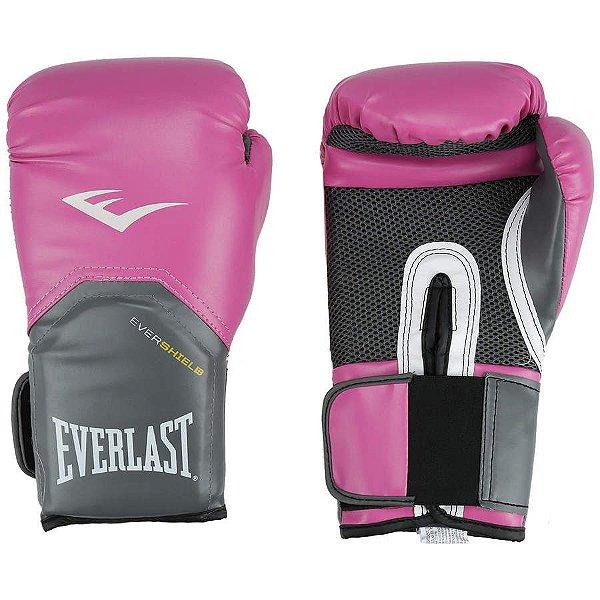 Luva de Boxe Pró Style 14 Oz Pink - Everlast