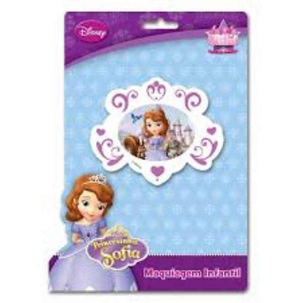 Kit Maquiagem Infantil Disney Sofia - Beauty Brinq