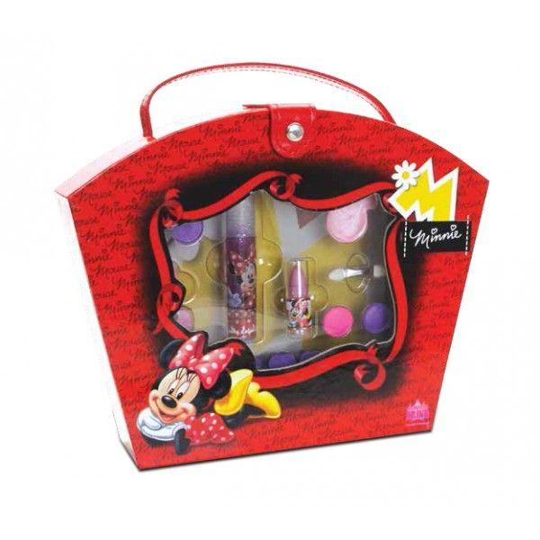 Maquiagem Celular Infantil Minnie - Beauty Brinq
