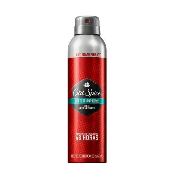 Desodorante Aerosol Antitranspirante Sport 93g - Old Spice
