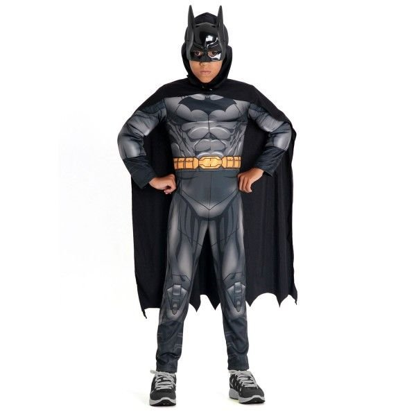 Fantasia Batman Premium Dc Tamanho P - Sulamericana