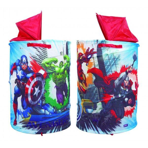 Porta Objetos Avengers PO1500 - Zippy Toys