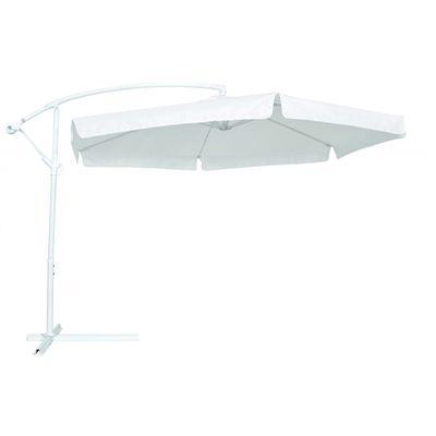 Ombrelone Suspenso Branco 300cm - Bel Fix