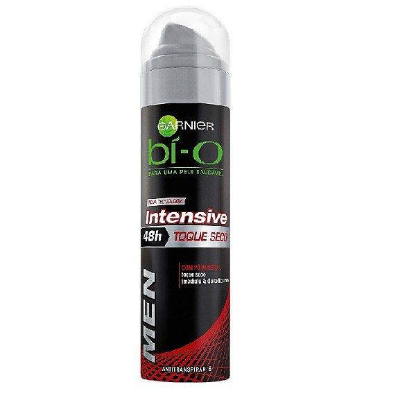 Desodorante Aerosol Bi-O Intensive Toque Seco Masculino 150ml
