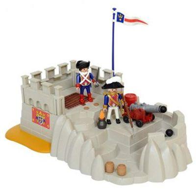 Fortaleza Dos Soldados Playmobil - Sunny Brinquedos