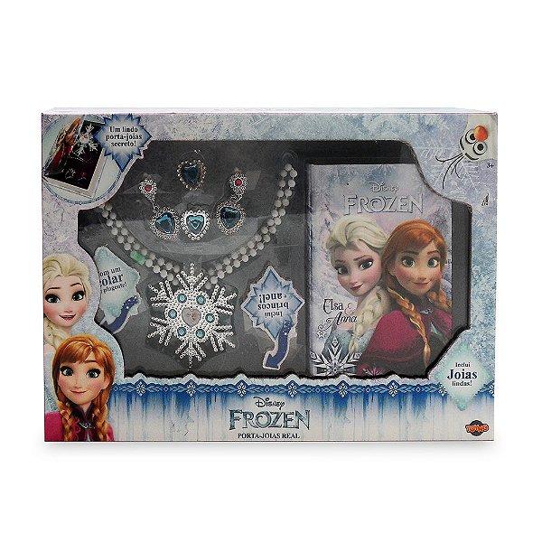 Jogo/Kit de Beleza Diária Frozen - Toyng