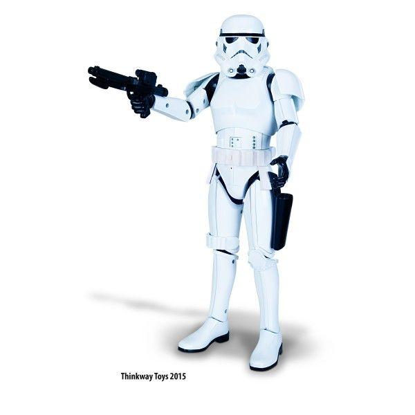 Boneco interativo Stormtrooper Star Wars - Toyng