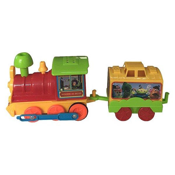 Trenzinho à Pilha Toy Story - Toyng