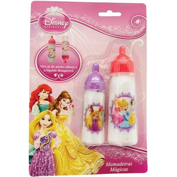 Mamadeira Mágica Princesas - Toyng