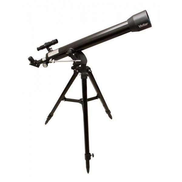 Telescópio de refração 168x/525x - VIVTEL60700 - Vivitar