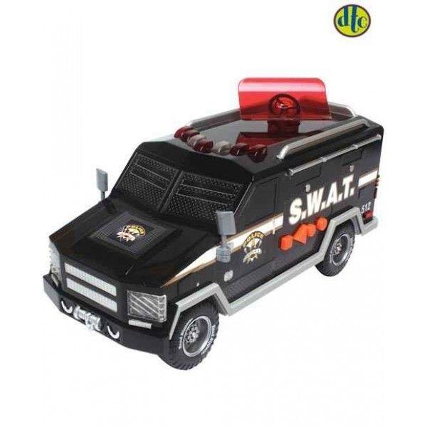 "Carro Da Swat 12"" Rush & Rescue - DTC"