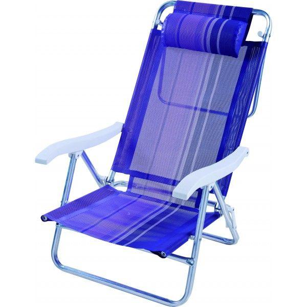 Cadeira Sol de Verão Boreal Lilás - Mor